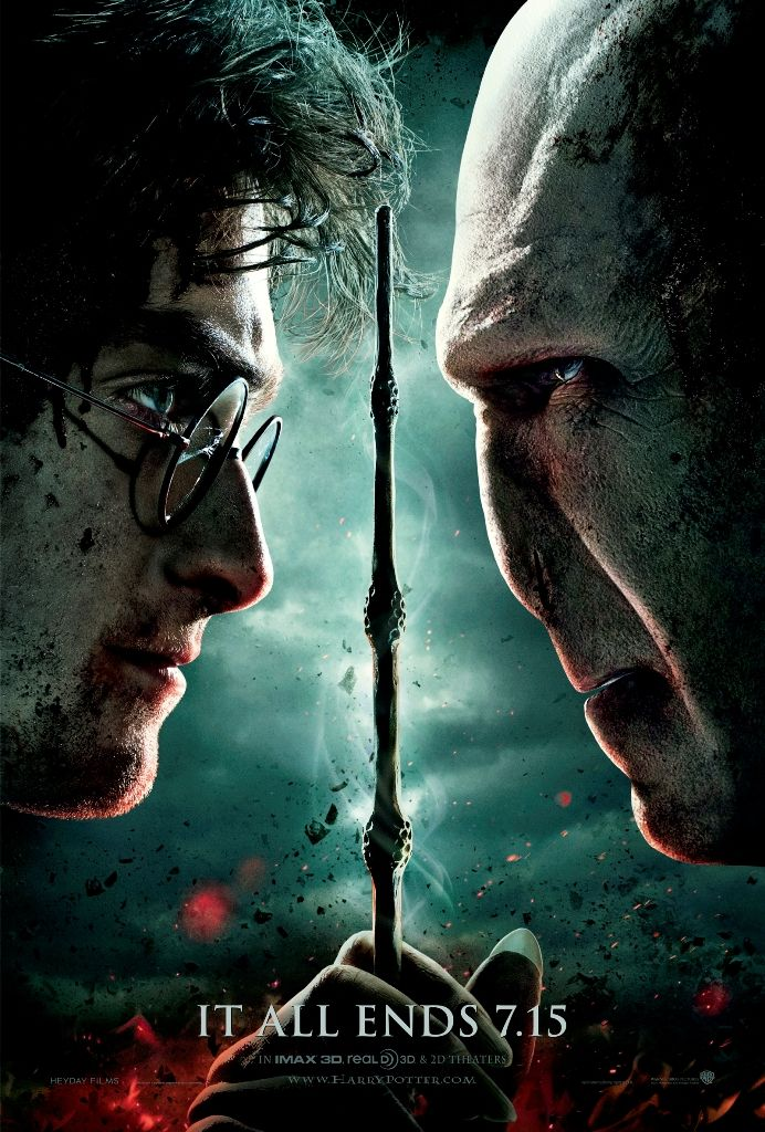 Harry Potter Và Bảo Bối Tử Thần: Phần 2 ,Harry Potter and the Deathly Hallows: Part 2