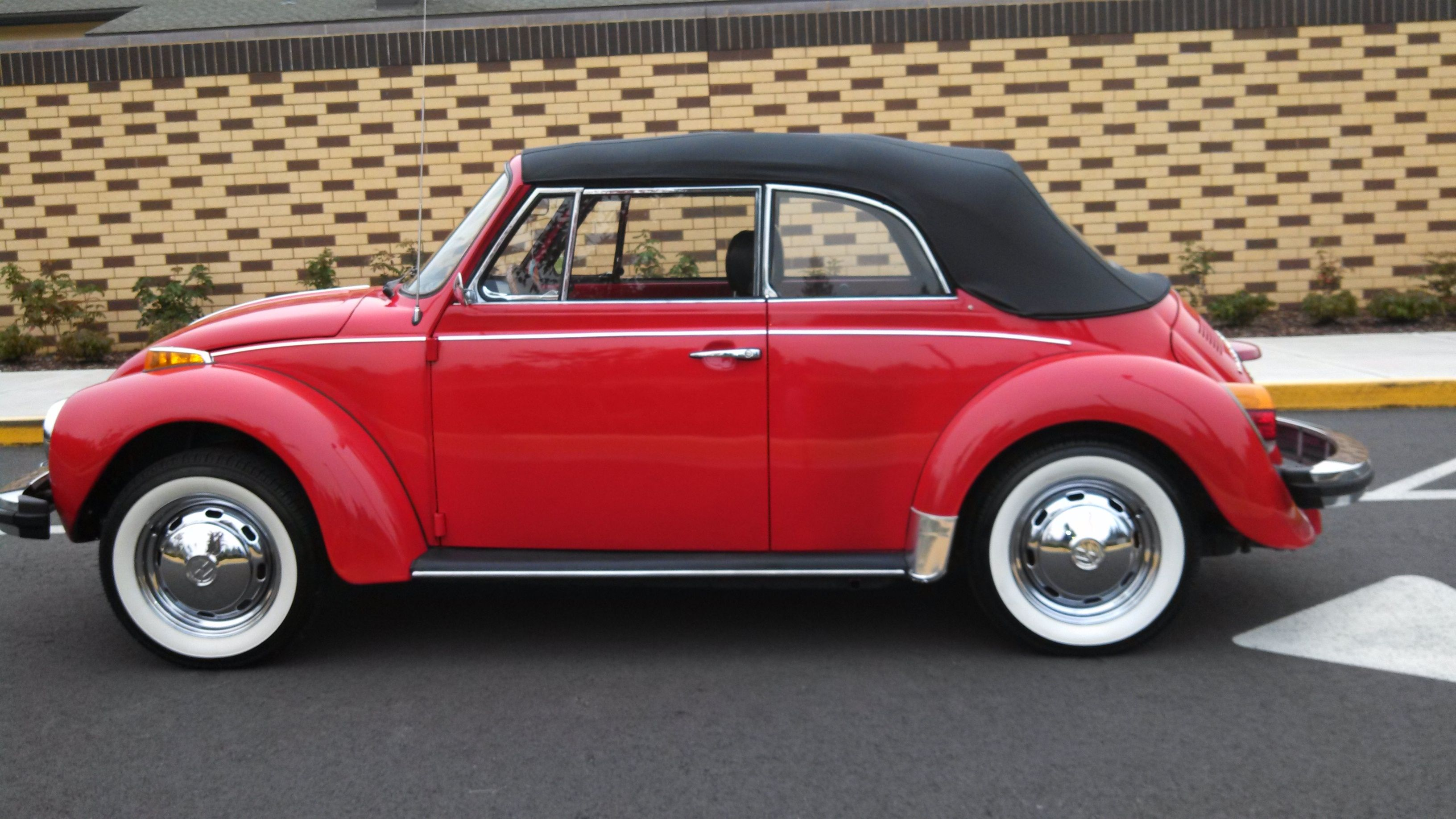 Find New 1977 Vw Beetle Bug Convertible Karman Fuel