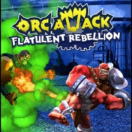[PS3] Orc Attack: Flatulent Rebellion PSN - SUB ITA
