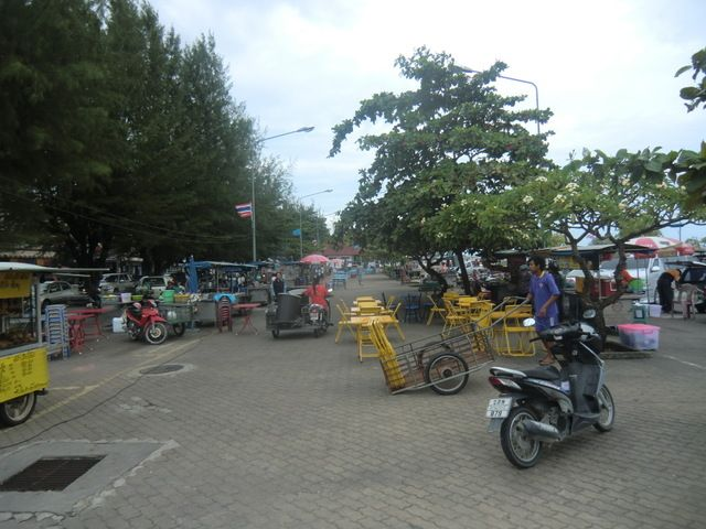 Markt in der Aufbauphase