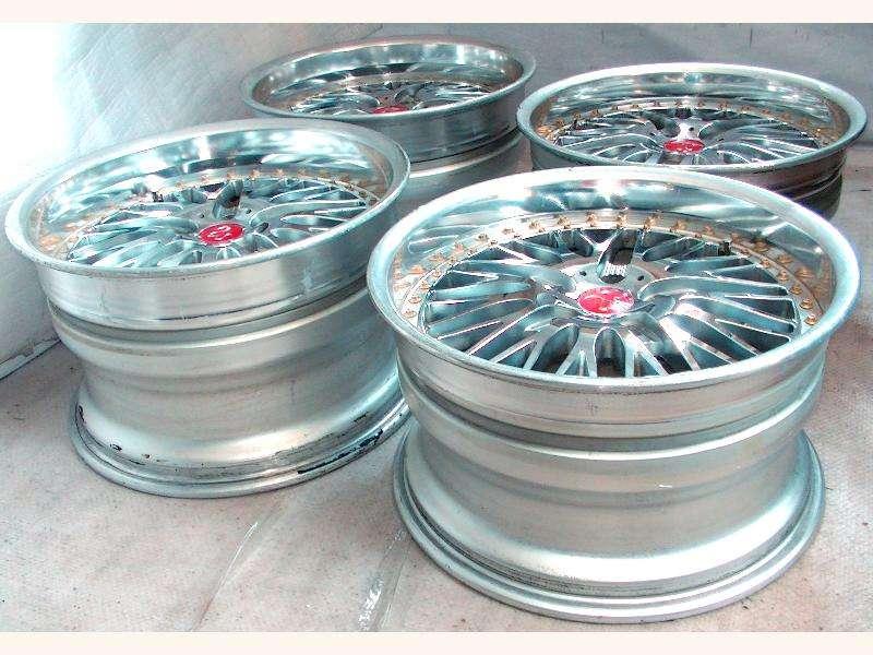 WORK Bersaglio 18x10J 11J 5x114 alloy rims wheels Supra R32 R33