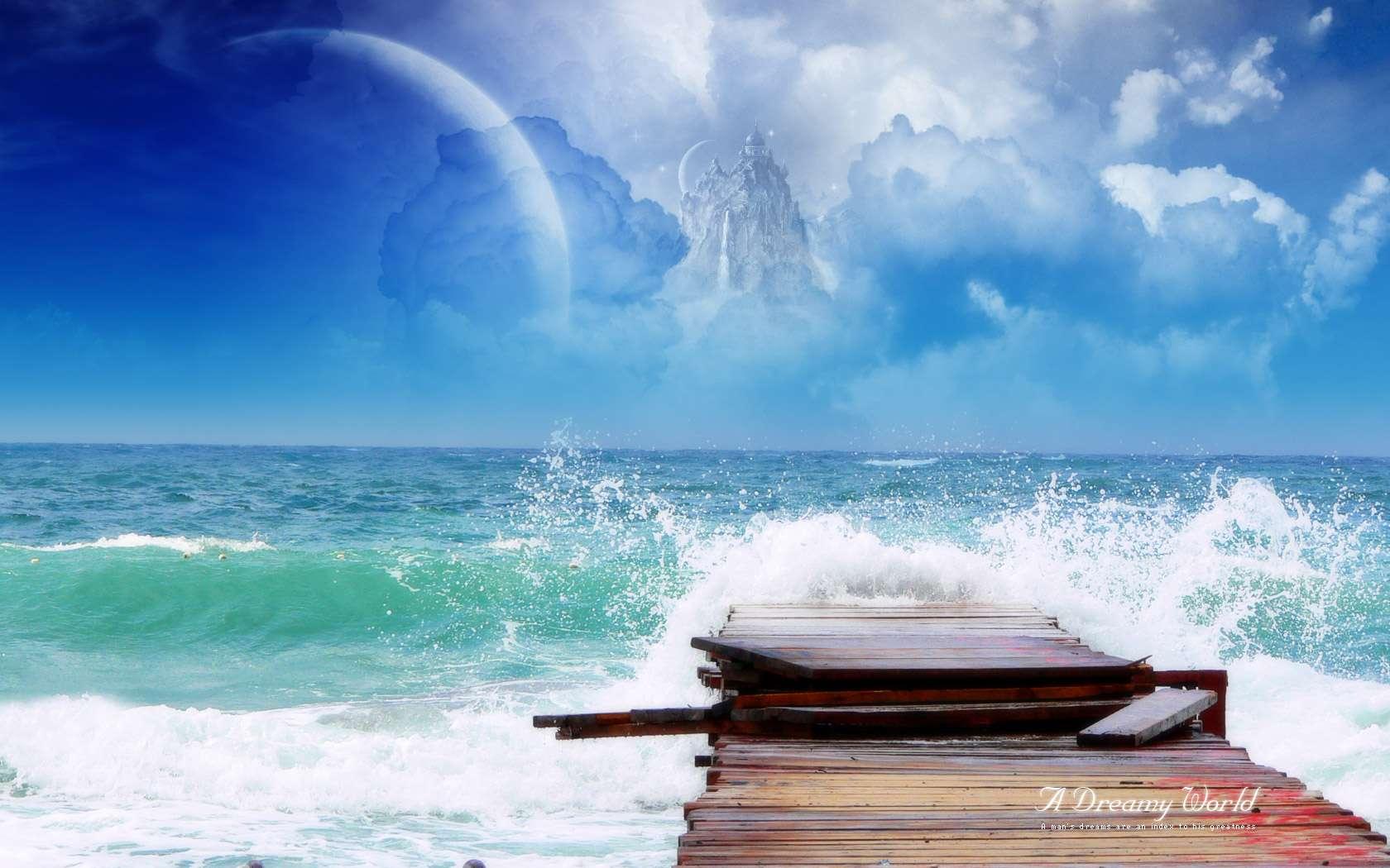 ... entrantes fondos para bautizo oceanos fondos paisajes para photoshop