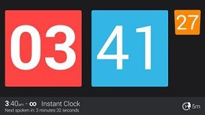 Talking Clock Pro android full