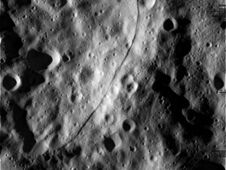 This image was taken on March 09, 2013,<br /> and received on Earth March 10, 2013,<br /> by NASA&#39;s Cassini spacecraft. The camera<br /> was pointing toward Rhea at approximately<br /> 1,727 miles (2,779 kilometers) away, and<br /> the image was taken using the CL1 and CL2<br /> filters. This image has not been validated<br /> or calibrated.<br /> Image credit: NASA/JPL-Caltech/Space Science<br /> Institute&nbsp;&nbsp;<br /> <a href='http://www.nasa.gov/images/content/733409main_rhea20130311b-full.jpg' class='bbc_url' title='External link' rel='nofollow external'>� Larger view</a>