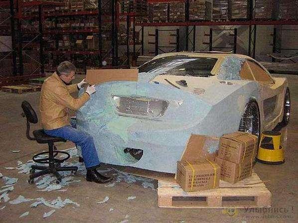 13468 - Como restaurar un coche viejo