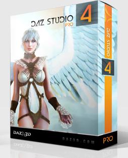 DAZ Studio 4 Pro v4.0.3.9 (32Bit/64Bit)