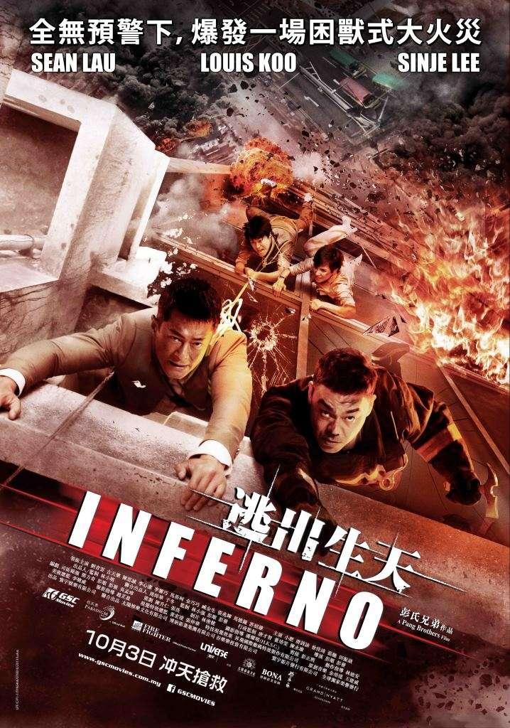 Out of Inferno - 2013 BRRip XviD AC3 - Türkçe Altyazılı Tek Link indir