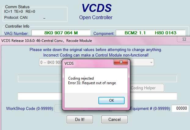Cool VAG-COM codes [Archive] - Page 6 - Audizine Forums