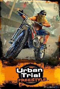 Urban Trial Freestyle 2013